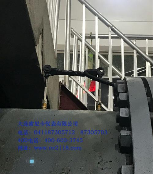 大管道测量现场壁挂式主机