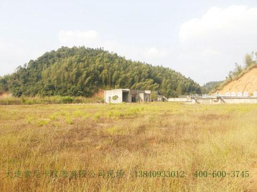 泰宁县水电站外景