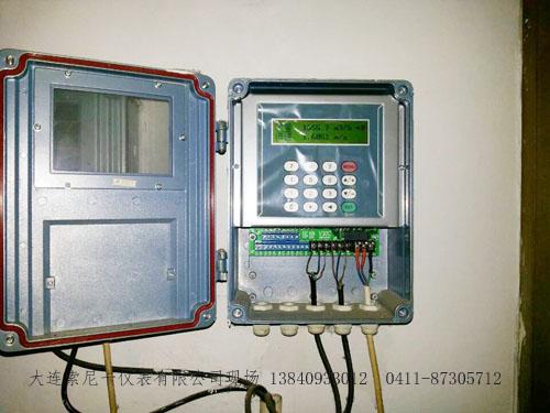 水电站用超声波流量计主机